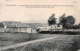 Anciennes Seigneuries Et Châteaux Ayan Appertneus Au Chapître De Saint-Denis De Liège - Folx-les-Caves - Orp-Jauche
