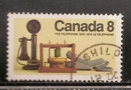 CANADA OBLITERE - Non Classés