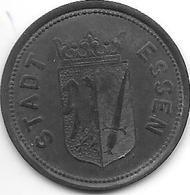 *notgeld Essen  50 Pfennig   1917 Zn  2 Points/2 Punkte 3938.1/ F123.1a - [ 2] 1871-1918 : Impero Tedesco