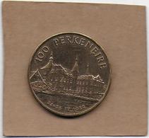 100PERKENEIRE 1982 HOBBYCLUB TENIERS TERK - Gemeentepenningen