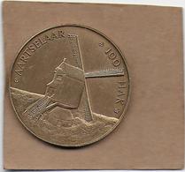 100 HAK 1982 AARTSELAAR - Gemeentepenningen