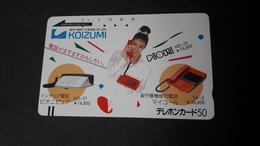 Japan Phone Card Front Bar 330-1881 - Japon