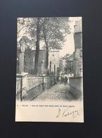 Arlon - Vue Du Haut Des Escaliers De Saint-donat - Aarlen - Arlon