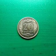 20 Groszy Münze Aus Polen Von 2016 (sehr Schön Bis Vorzüglich) - Polen