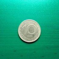 10 Stotinki Münze Aus Bulgarien Von 1999 (vorzüglich) - Bulgarien