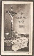 DP. YVES DE HAENE ° FURNES 1906- + 1927 -CANDIDAT EN PHILOSOPHIE LETTRES - Religion & Esotérisme