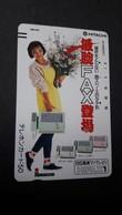 Japan Phone Card Front Bar 110-011 - Japon