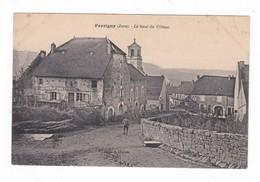 Perrigny.39.Jura.Le Haut Du Village. - Altri Comuni
