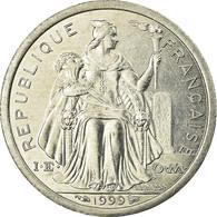 Monnaie, French Polynesia, Franc, 1999, Paris, TTB, Aluminium, KM:11 - Polynésie Française