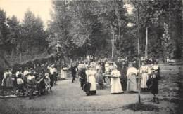Loverval - Animée - A La Cascade - Un Coin Du Jardin D'Agrément - Gerpinnes