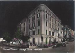 Porretta Terme - Albergo Italia - Bologna - H5498 - Bologna