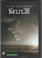 DVD  LA MULE  Clint Eastwood   Etat: TTB Port 110 Gr Ou 30 Gr - Action, Aventure