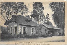 GENVAL-LES-EAUX - Parc Ornithologique - La Maison Du Garde Et La Tour De Marlborough - Rixensart