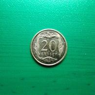 20 Groszy Münze Aus Polen Von 2016 (vorzüglich) - Polen