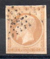 FRANCE - YT N° 13A - Cote: 20,00 € - 1853-1860 Napoléon III