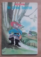 Super 45T - Le Chat Botté - Livre-disque - Spezialformate