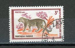 CONGO : - ANIMAUX ; PANTHERE - N° Yvert 320 Obli. - Oblitérés