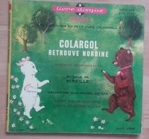 Super 45T - COLARGOL Retrouve Nordine - Livre-disque - Spezialformate