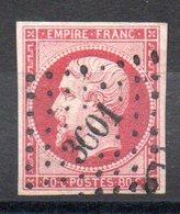 FRANCE - YT N° 17B - Cote: 60,00 € - 1853-1860 Napoléon III