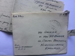 GB 1945 WW2 Entire From 232 RAF Squadron South East Asia - Sonstige