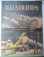 FRANCE-ILLUSTRATION..1950 : L'AFRIQUE EQUATORIALE FRANCAISE . - Desde 1950