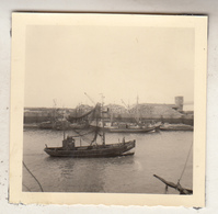 Zeebrugge - Foto 6.5 X 6.5 Cm - Lieux