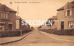 Rue François Reconnu - Montignies-sur-Sambre - Charleroi