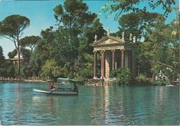# Lazio - Roma - Villa Borghese - Il Laghetto - Cartolina Nuova - Parks & Gardens