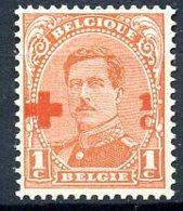 BE   150    XX   ---   Bien Centré  --  Excellent état - 1918 Red Cross