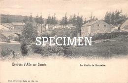 Le Moulin De Mouzaive - Vresse-sur-Semois