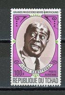 TCHAD : POSTE AERIENNE -  N° Yvert 95 Obli. - Chad (1960-...)