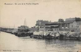 CPA MARSEILLE - Un Coin De La Vieille-Chapelle - Quartiers Sud, Mazargues, Bonneveine, Pointe Rouge, Calanques