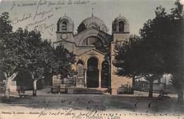 CPA Montredon - L' Eglise - Quartiers Sud, Mazargues, Bonneveine, Pointe Rouge, Calanques