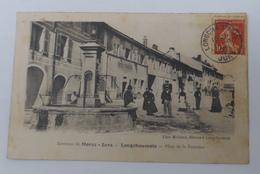 39 Longchaumois - Place De La Fontaine - France
