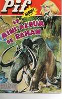 1976 - PIF GADGET N° 378 - RAHAN - Pif Gadget