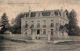 PAU - Mendi-Lilia 'Av Henry Russell - Pau
