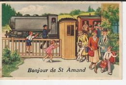 Bonjour De Saint Amand - Saint Amand Les Eaux