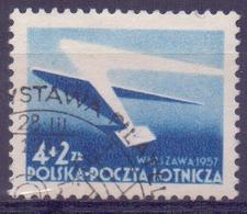 Pologne Pa N° 40  Oblitéré - Poste Aérienne