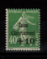 YV 253 N** Caisse Amortissement Cote 50 Euros - Nuovi