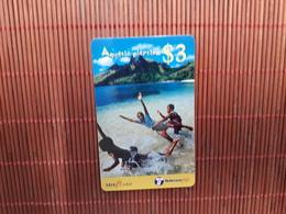 Nice Prepaidcard Fiji Used Rare - Fiji