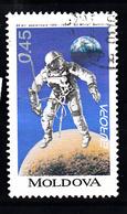 Moldavie 1994 Mi Nr  107 Europa, Space - Moldavië