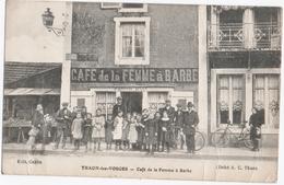 THAON -les-VOSGES (88) CAFE De La FEMME à BARBE. - Thaon Les Vosges
