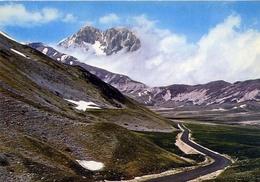 Abruzzo Incantevole - Verso Campo Imperatore - Formato Grande Non Viaggiata  – E 13 - Italy