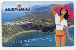 CARTE CLUB AEROVIAGGI - Italie