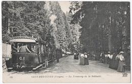 GERARDMER (88) SAUT-des-CUVES. LE TRAMWAY De La SCHLUCHT. 1922. - Gerardmer
