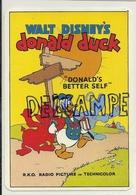 Donald Duck. Donald's Better Self. Mickey Et Ses Amis D 410 - Disneyland