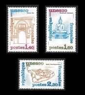 Service  68 - 69 - 70  -  Unesco - NEUFS** - Cote 2.60e - Nuovi