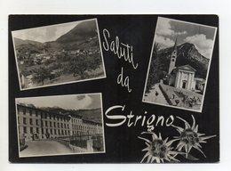 Strigno (Trento) - Saluti Da - Cartolina Multipanoramica - Viaggiata - (FDC16641) - Trento