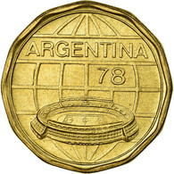 Monnaie, Argentine, 100 Pesos, 1978, SUP, Aluminum-Bronze, KM:77 - Argentine
