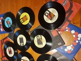 12 Pz 33 Giri Formato Piccolo Promozione Editoriale Ariston - Disco & Pop
